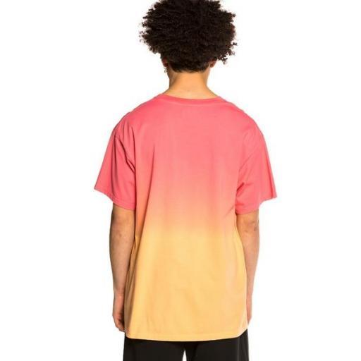 GRIMEY Camiseta Frenzy Gradient Pink [1]
