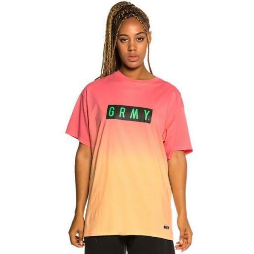 GRIMEY Camiseta Frenzy Gradient Pink [3]