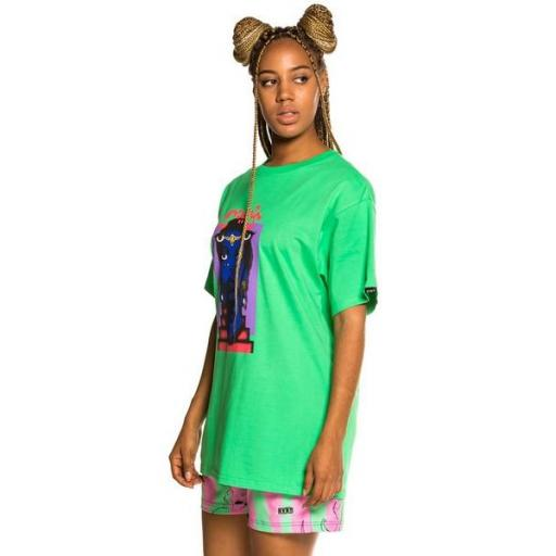 GRIMEY Camiseta High Priestess Tee Green [3]