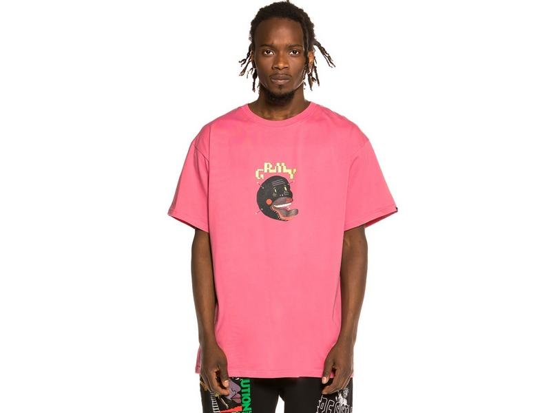 GRIMEY Camiseta Resistance Tee Purple
