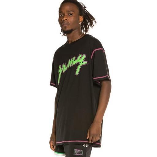 GRIMEY Camiseta Strange Fruit Black [2]