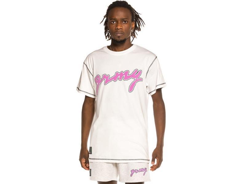 GRIMEY Camiseta Strange Fruit White