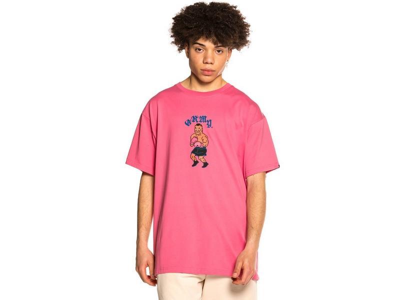 GRIMEY Camiseta The Beatdown Tee Purple