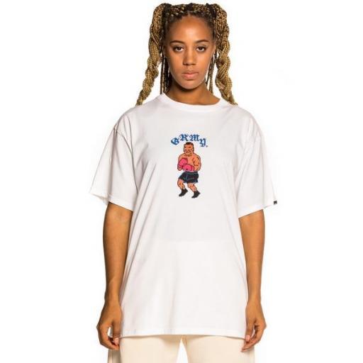GRIMEY Camiseta The Beatdown Tee White [2]