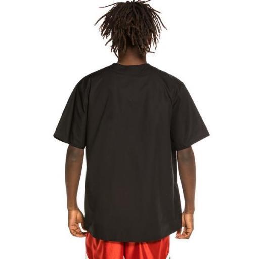 GRIMEY Camiseta The Loot Baseball Black [3]