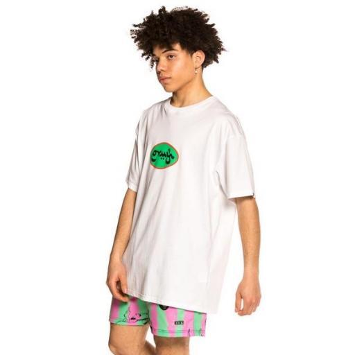 GRIMEY Camiseta Visit Jericho Tee White [2]