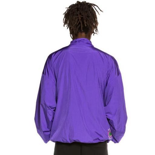 GRIMEY Chubasquero Strange Fruit Raincoat Purple [1]