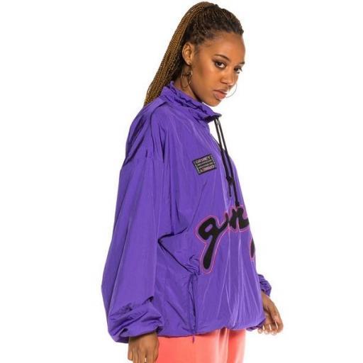 GRIMEY Chubasquero Strange Fruit Raincoat Purple [3]