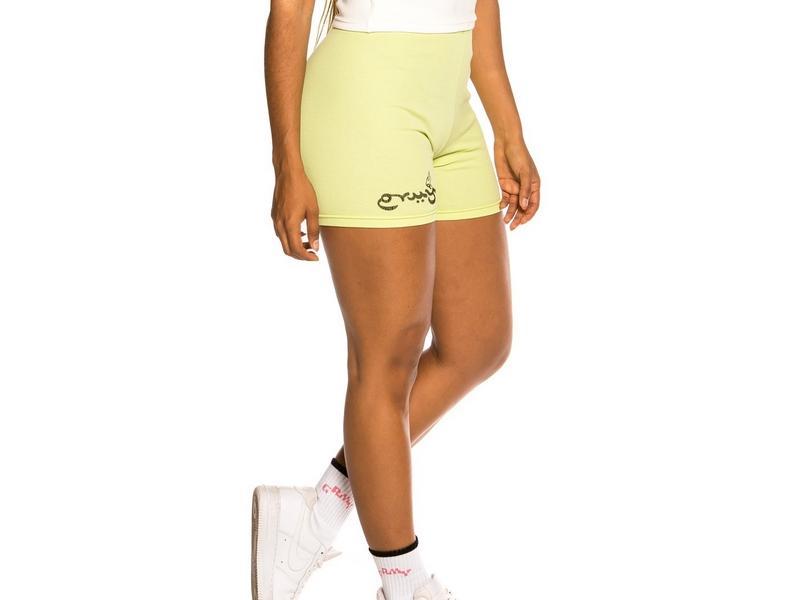 GRIMEY Legging Hope Unseen Girl Short Green