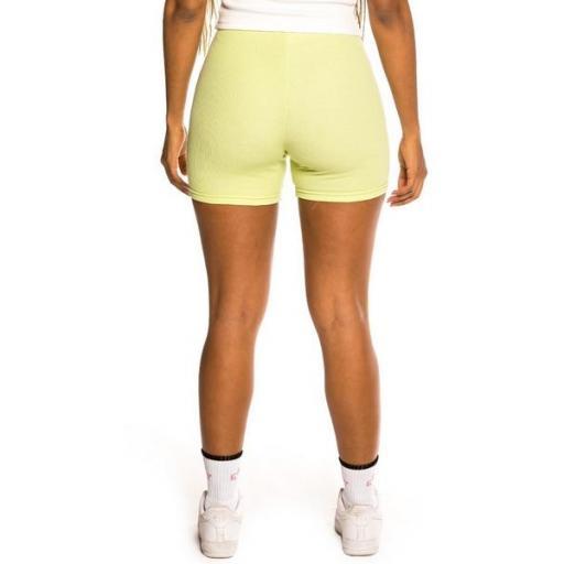 GRIMEY Legging Hope Unseen Girl Short Green [3]