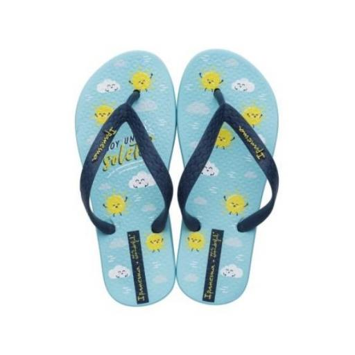 IPANEMA Chancla MR Wonderful Kids Blue Blue