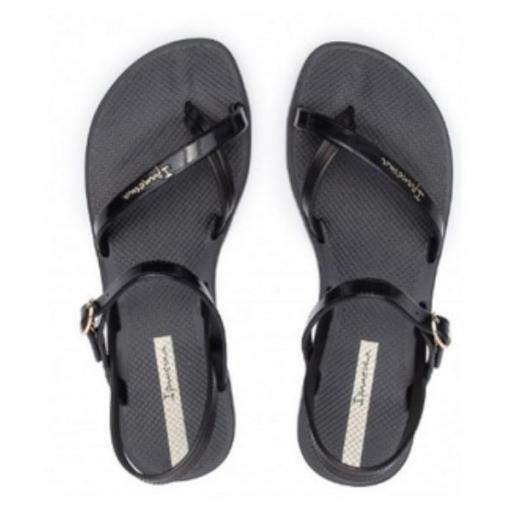 IPANEMA Sandalia Fashion Sand VII Fem Black Black [1]
