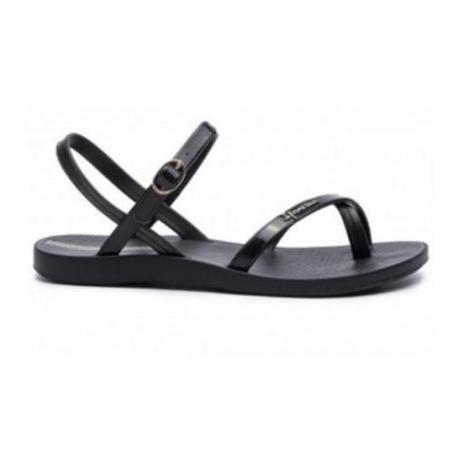 IPANEMA Sandalia Fashion Sand VII Fem Black Black [2]