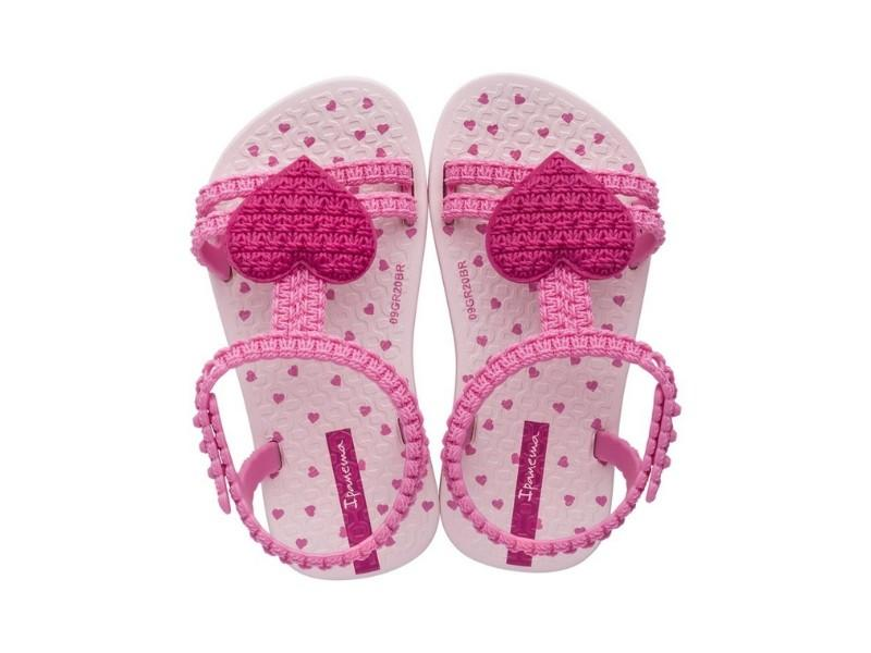IPANEMA Sandalia My First Ipanema Baby Pink Light Pink