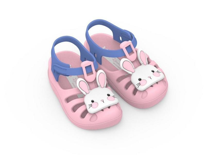 IPANEMA Sandalia Summer VII Baby Pink Lilac