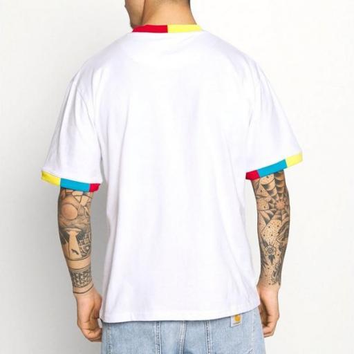 KARL KANI Camiseta KK Small Signature Tee White [1]
