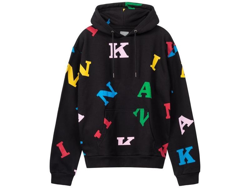 KARL KANI Sudadera Retro Logo Hoodie Multicolor
