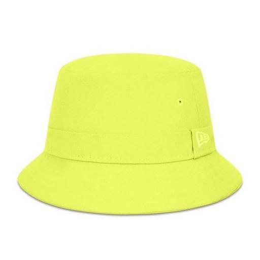 NEW ERA Bucket NE Essential Upy Yellow