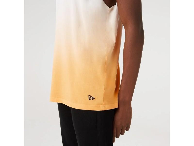 NEW ERA Camiseta NBA DIP DYE Sleeveless Tee Los Ángeles Lakers Gold