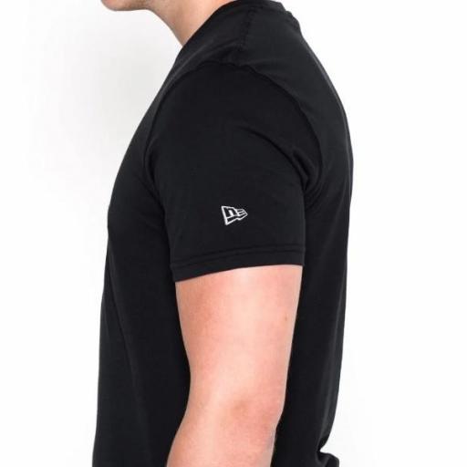 NEW ERA Camiseta NFL Team Logo Tee Atlanta Falcons Black [3]