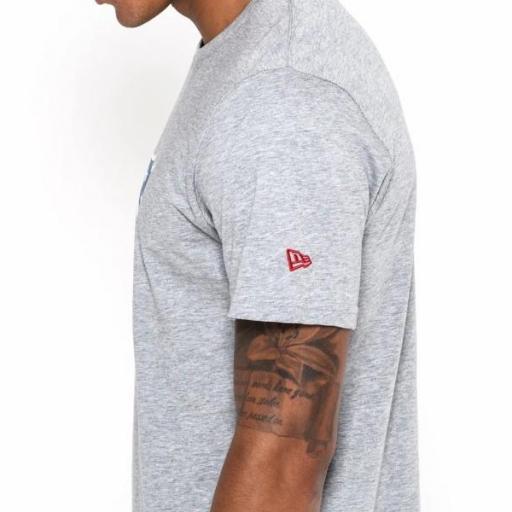 NEW ERA Camiseta NFL Team Logo Tee Grey [3]