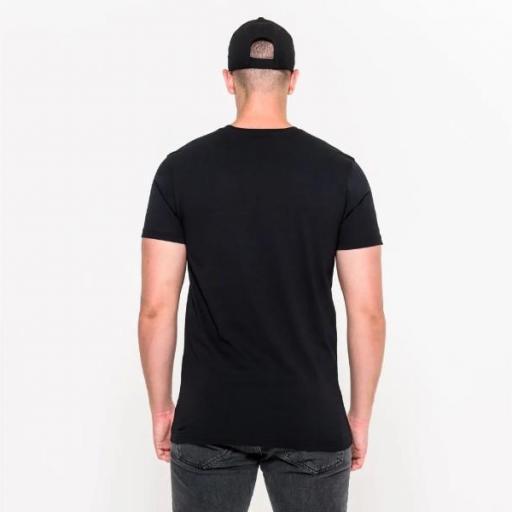 NEW ERA Camiseta NFL Team Logo Tee Kansas City Chiefs Black [1]