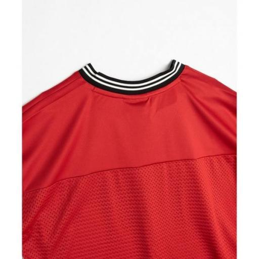 NEW ERA Camiseta NOS NFL Logo Oversized Tee San Franciso 49 Red [3]