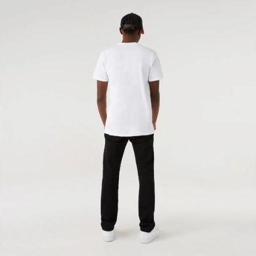 NEW ERA Camiseta NBA Summer City Infill Tee Chicago Bulls White [2]