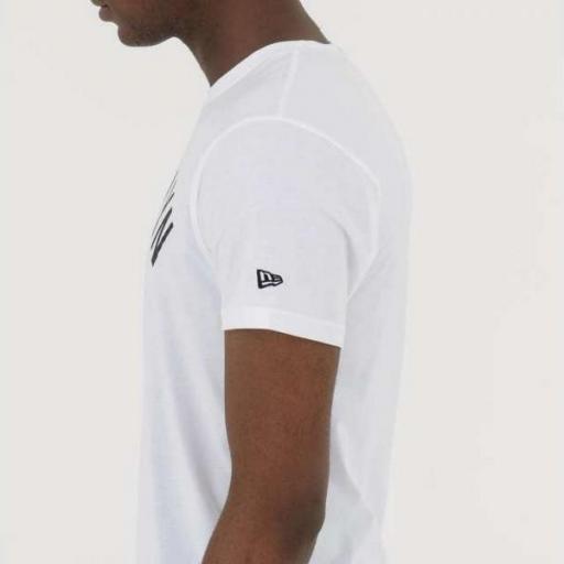 NEW ERA Camiseta NBA Team Logo Tee Brooklyn Nets White [3]