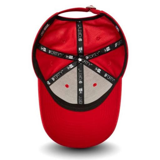NEW ERA Gorra Chicago Bulls Shadow Tech 9Forty Red [3]