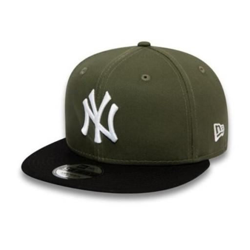 NEW ERA Gorra MLB Colour Block 950 New York Yankees Green Black