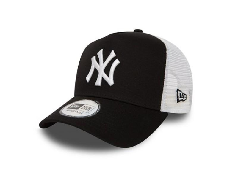 NEW ERA Gorra MLB New York Yankees Trucker A-Frame Black