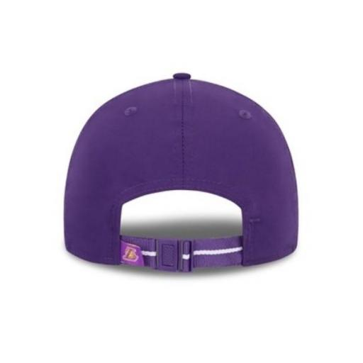 NEW ERA Gorra NBA Los Ángeles Lakers Half 9 Forty Purple [0]