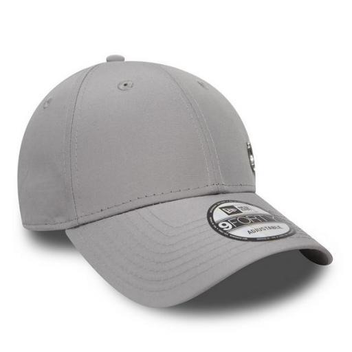 NEW ERA Gorra New York Yankees Flawless 9Forty Grey [1]