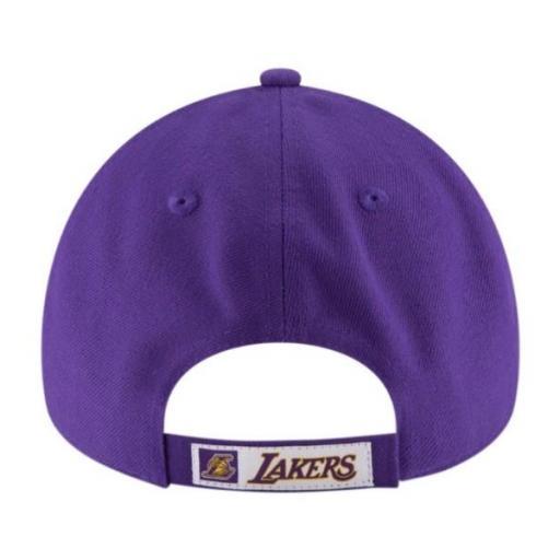 NEW ERA Gorra The League Los Ángeles Lakers OTC Purple Gold [2]