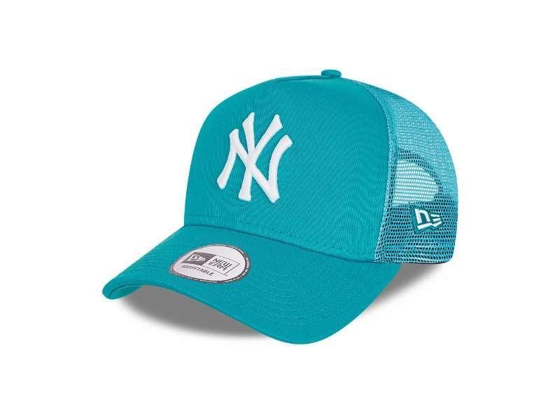 NEW ERA Gorra Trucker New York Yankees Tonal Mesh Turquoise