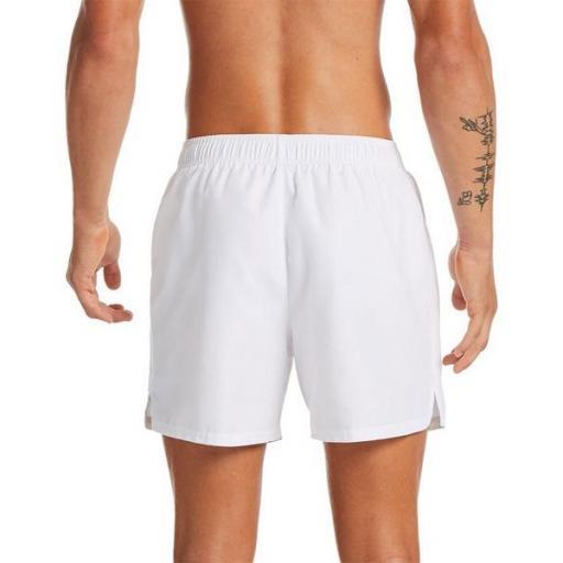NIKE Bañador Swim Essential Lap 5 White [1]