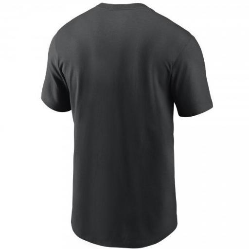 NIKE Camiseta NFL Logo Essential T-Shirt Jacksonville Jaguars Black [1]