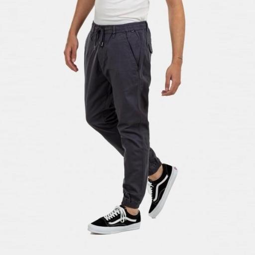 REELL Pantalón Jogger Reflex 2 Dark Grey [2]