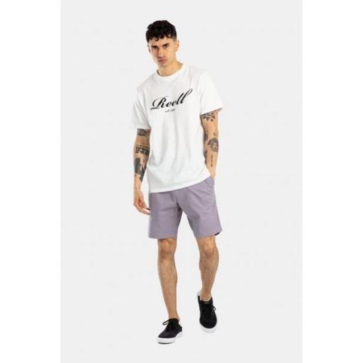 REELL Pantalón Reflex Easy Short LW Purple [1]