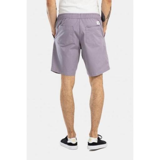 REELL Pantalón Reflex Easy Short LW Purple [2]