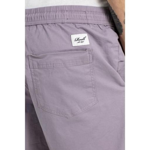 REELL Pantalón Reflex Easy Short LW Purple [3]