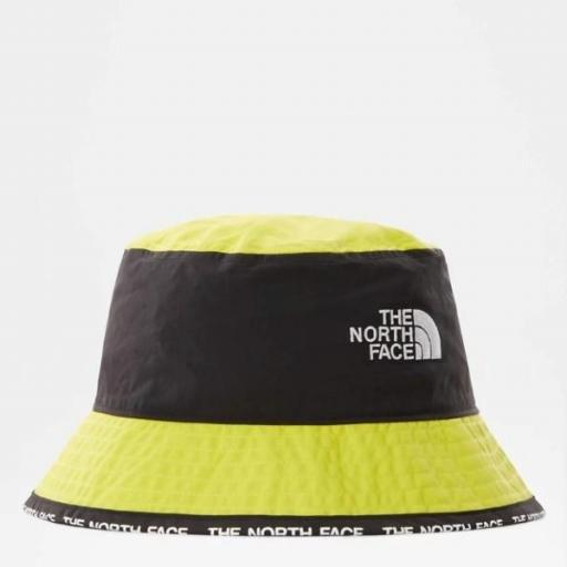 THE NORTH FACE Bucket Cypress TNF Sulphur Spring Green [1]