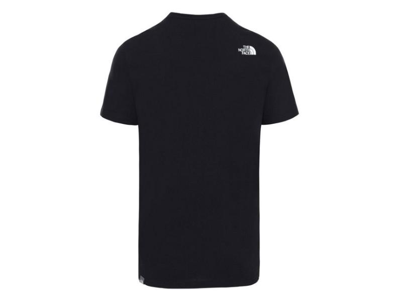 THE NORTH FACE Camiseta M Standard SS TNF Black White