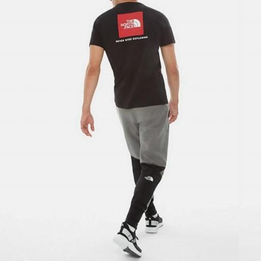 THE NORTH FACE Camiseta SS Red Box TNF Black [2]