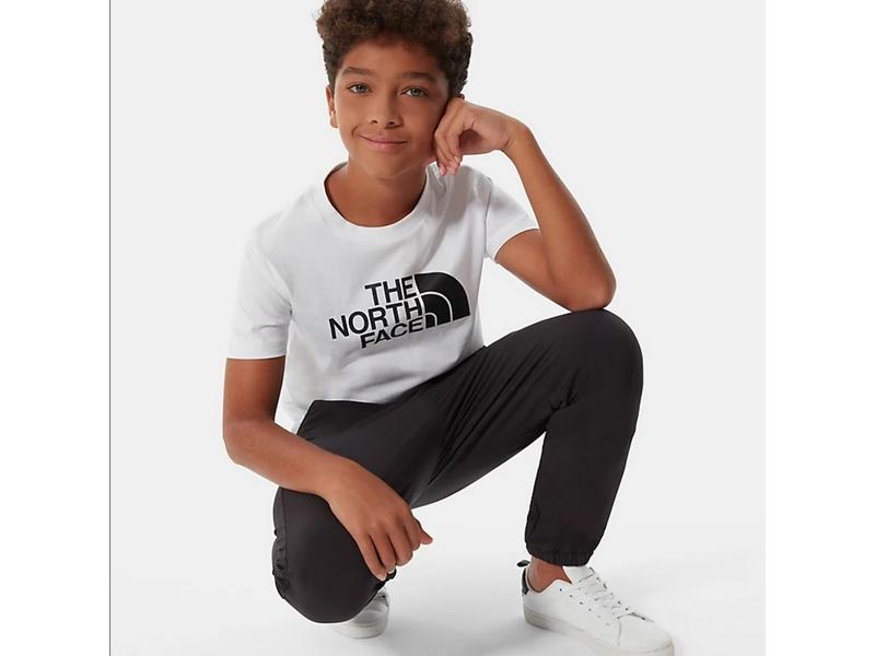 THE NORTH FACE Camiseta niño Easy White Black