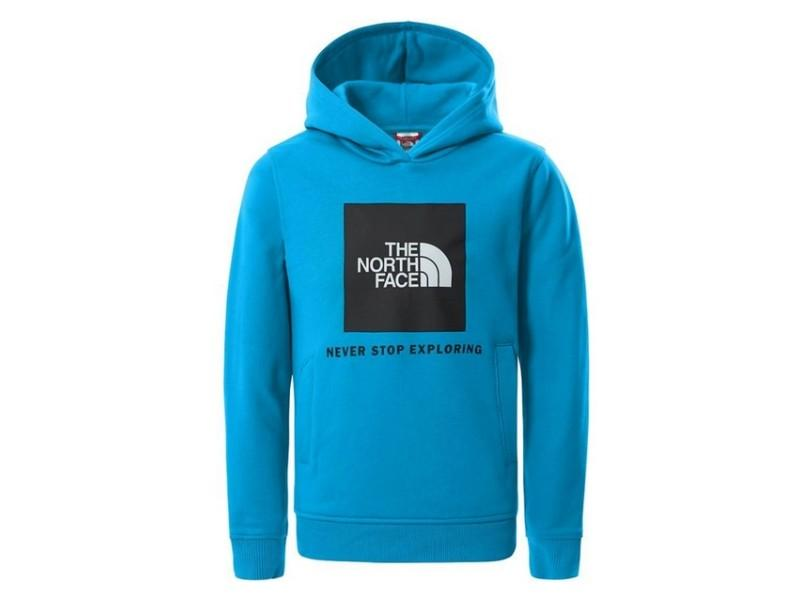 THE NORTH FACE Sudadera Y Box P/O Hoodie Meridian Blue