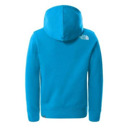 THE NORTH FACE Sudadera Y Box P/O Hoodie Meridian Blue [1]