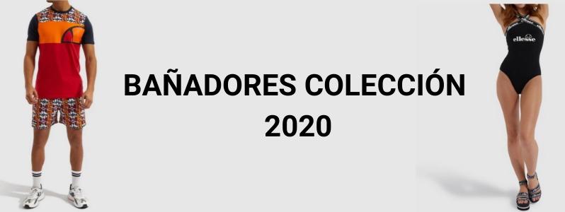 Nueva colección de bañadores 2020