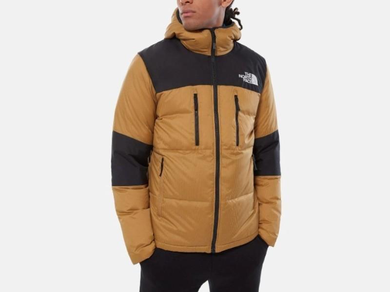 abrigo north face hombre